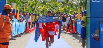Diana Castillo, la triatleta de hierro que levantó sus brazos en la meta conquistando un título soñado