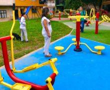 Gimnasio biosaludable le da un nuevo aire al barrio El Guabal en Cali