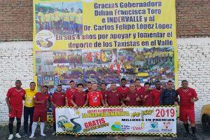 Juegos de La Mancha Amarilla Valle 2019