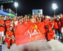Así terminó el Valle su participación en Juegos Nacionales 2019