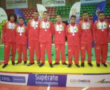Valle se quedó con el título del voleibol masculino prejuvenil en Supérate 2019
